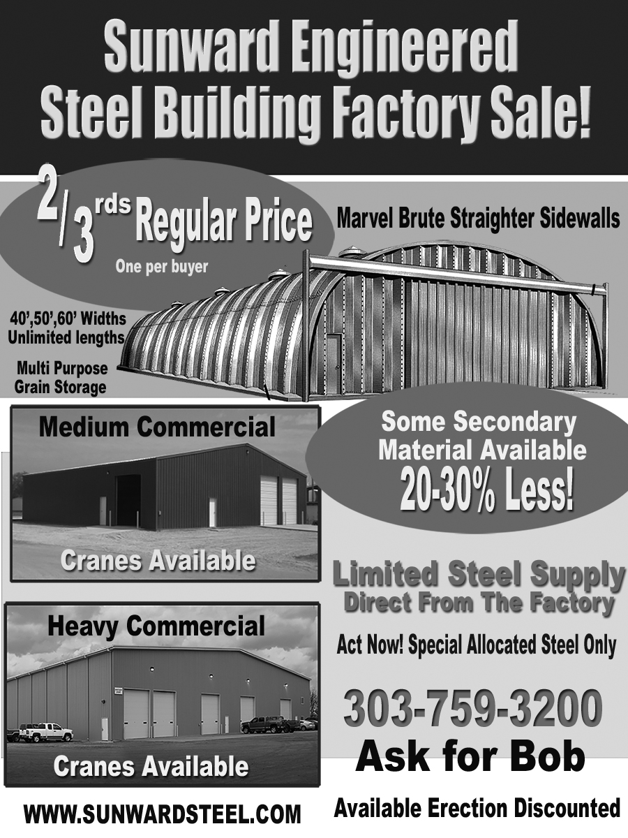 ADV - Sunward Steel Buildings