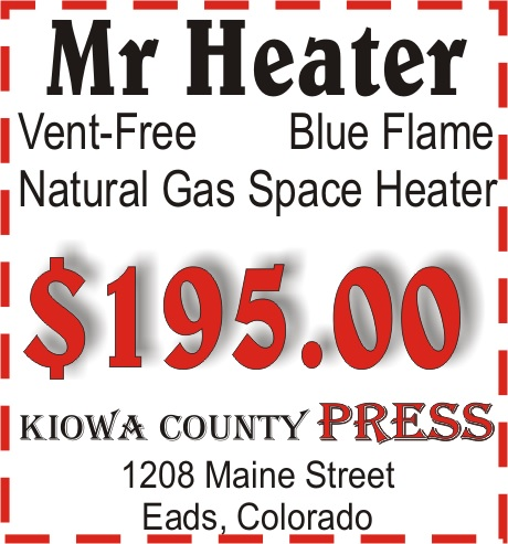 ADV - Plains Network - Heater for Sale