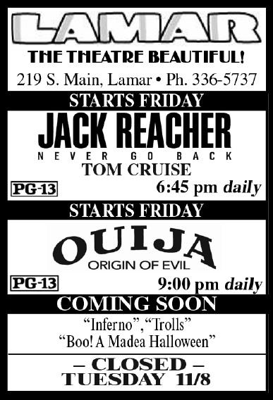 Lamar Theatre 2016-11-04