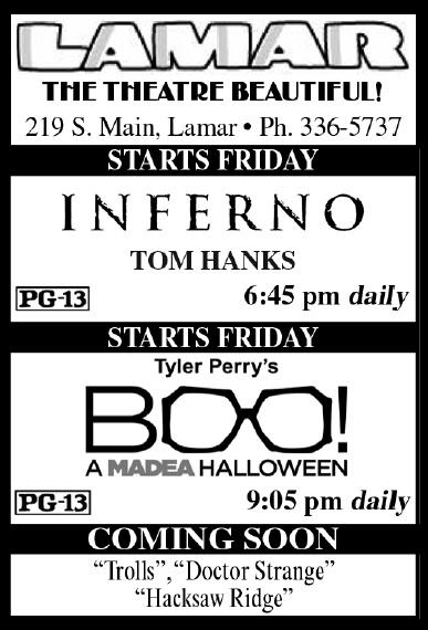 Lamar Theatre 2016-11-11