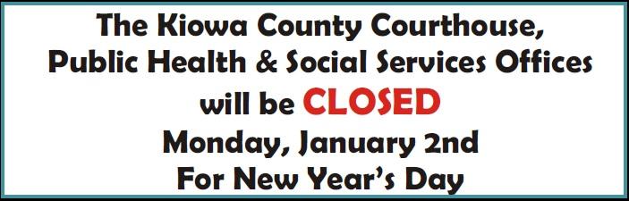 ADV - County Government Closed