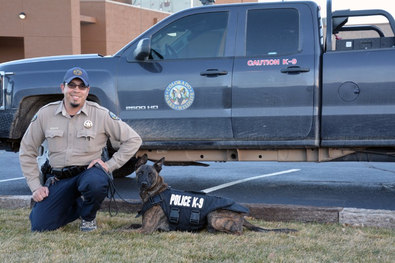 PICT - Colorado Parks and Wildlife K9
