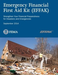 PICT - Cover FEMA Emergency Financial First Aid Kit