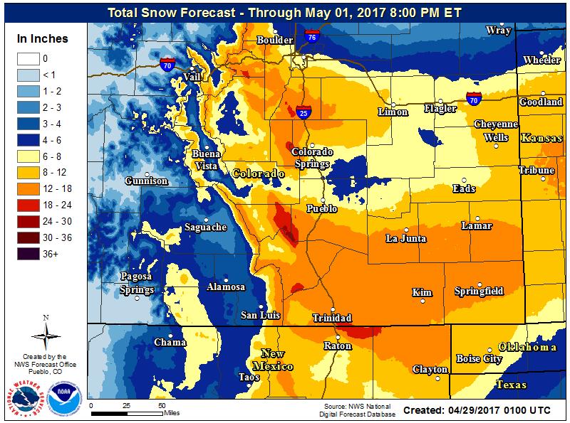 Weather - Snow Accumulation 3