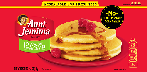 PICT - Aunt Jemima Products Recalled - Pinnacle Foods