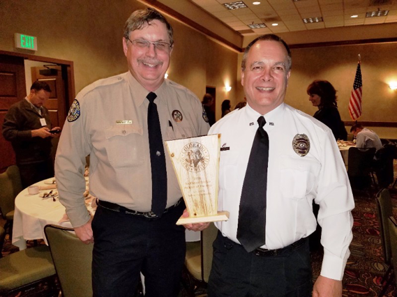 PICT - La Junta Police Award - Colorado Parks and Wildlife