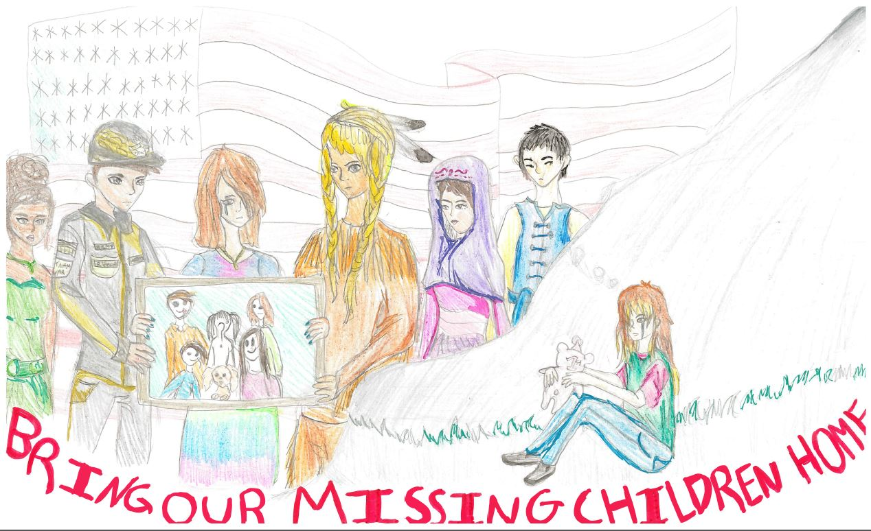 PICT - Missing Children Poster Contest - CBI