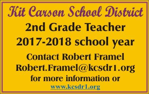 ADV - Kit Carson School District - Second Grade Teacher
