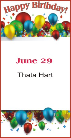 Happy Birthday to Hart