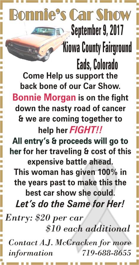 ADV - Bonnie's Car Show