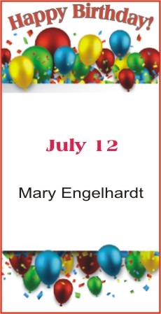 Happy Birthday to Englehardt