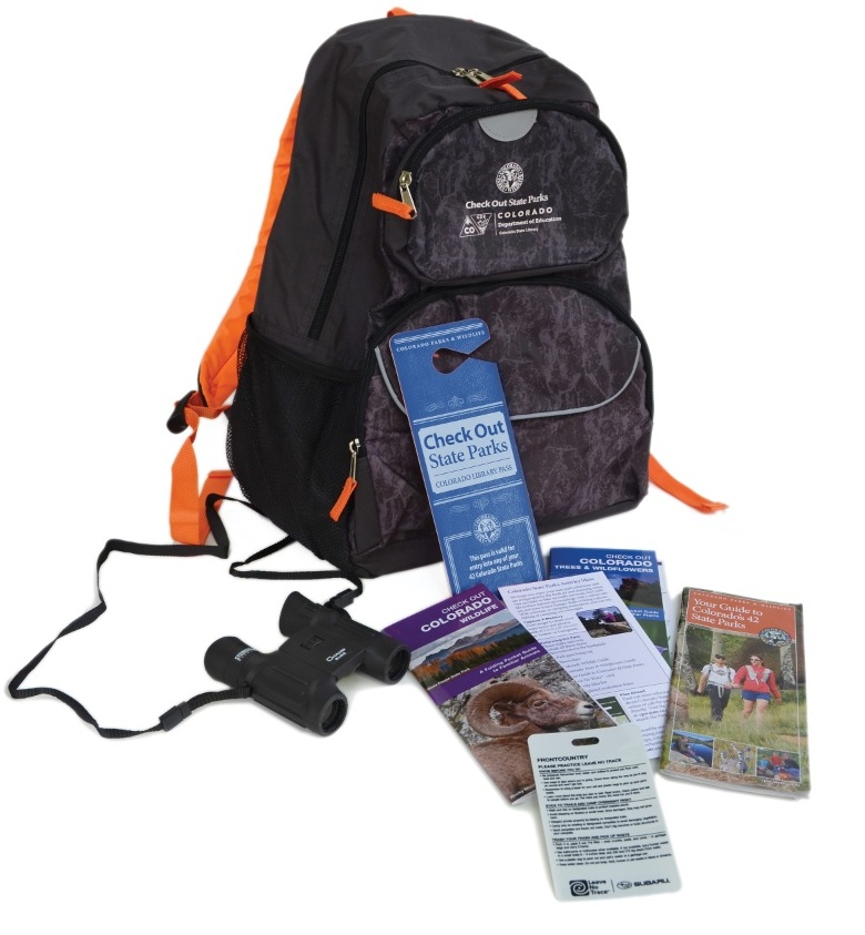 PICT - Backpack Outdoor Kit - CPW