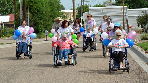 PICT - Several Prairie Pines Residents Taking Part in the 5K-Timothy Gutierrez