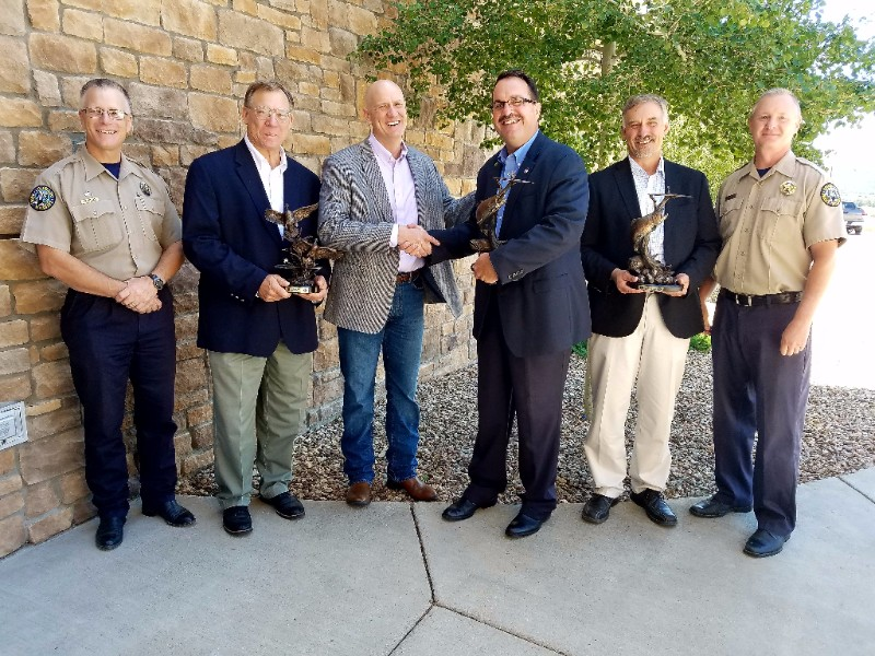 PICT - Water Engineers Honored - CPW