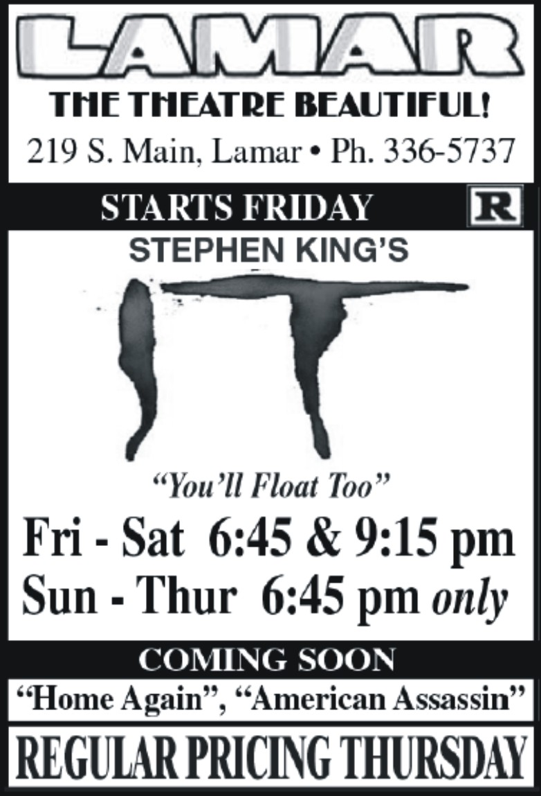 Lamar Theatre 2017-09-22