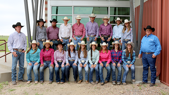 PICT 2017 LCC Rodeo Team - LCC