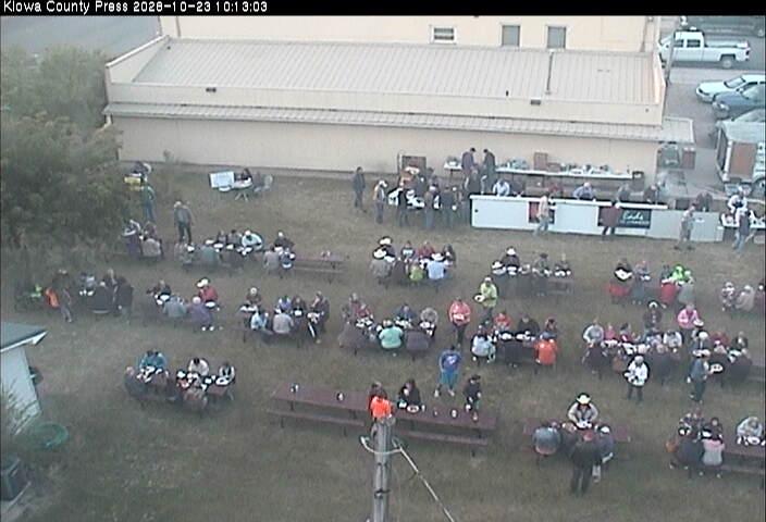 PICT - Fair Breakfast Thursday, September 7, 2017 - overhead view