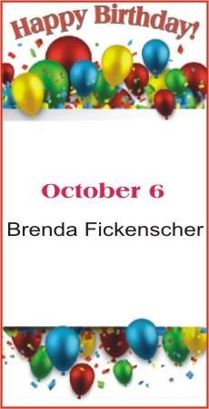 Happy Birthday to Fickenscher