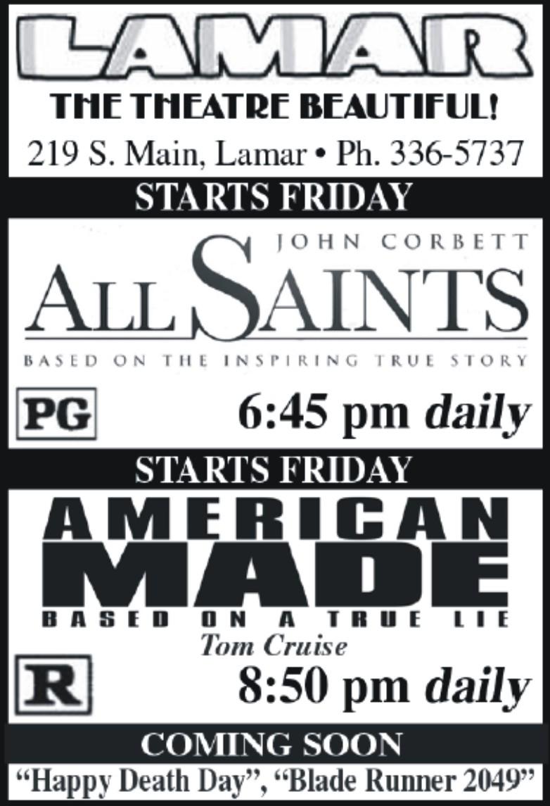 Lamar Theatre 2017-10-20
