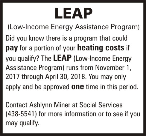 ADV - Help with Your Home Heating Bills