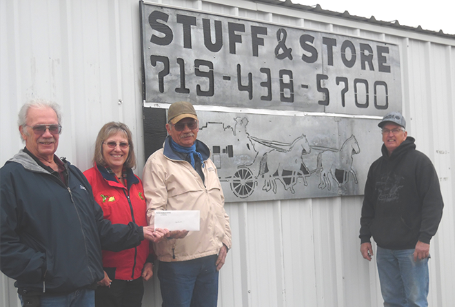 PICT - Eads Chamber of Commerce Welcomes Stuff n Store