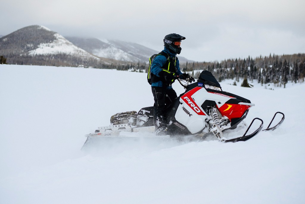 PICT Snowmobile Mountains - CPW