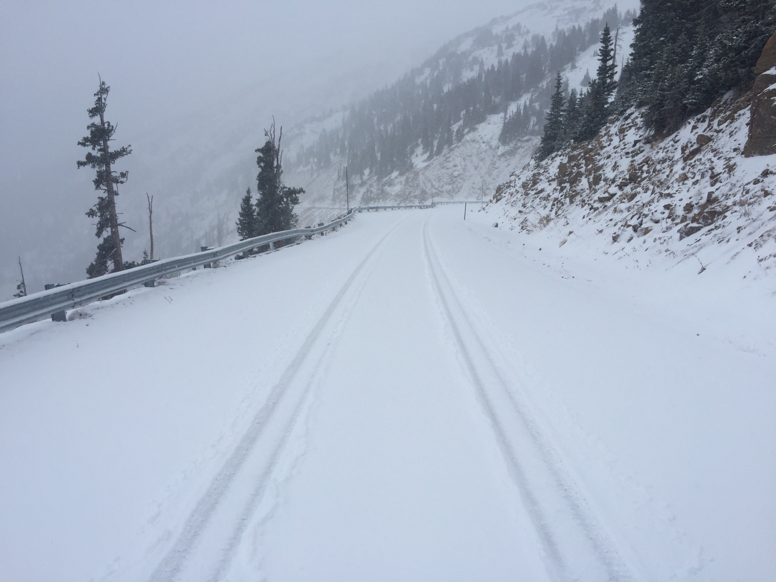 PICT Independence Pass - CDOT