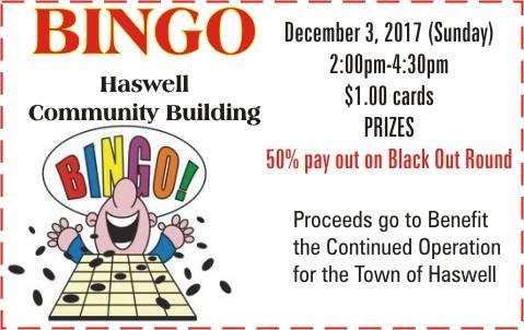 ADV - Bingo - December 2017