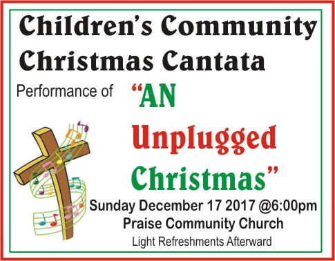 ADV - Christmas Cantata 2017