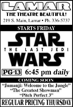 Lamar Theatre 2018-01-12