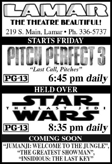 Lamar Theatre 2018-01-19