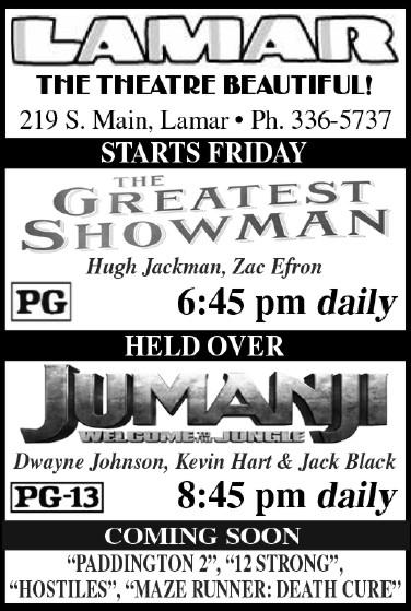 Lamar Theatre - 2018-02-09