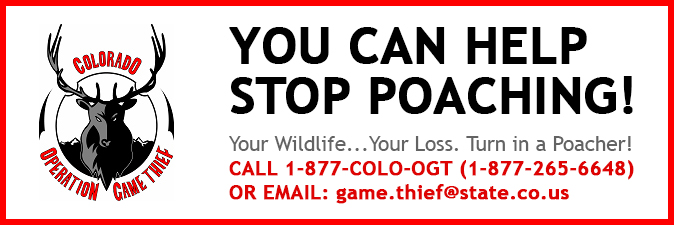 BANNER You Can Help Stop Poaching - CPW