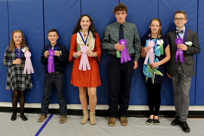 PICT SciFair Reserve and Grand Prize winners - LCC