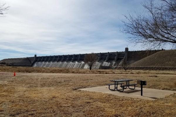 PICT John Martin Dam - CPW