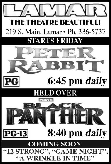 Lamar Theatre - 2018-03-09