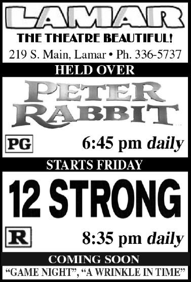Lamar Theatre 2018-03-16