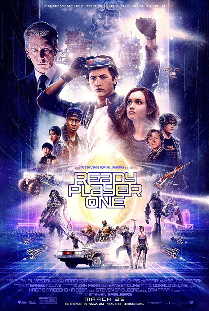 PICT MOVIE Ready Player One