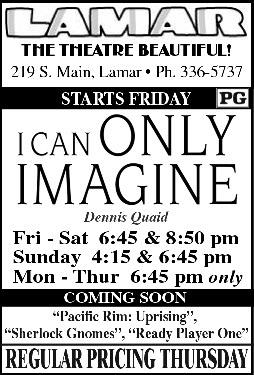 Lamar Theatre - 2018-04-06