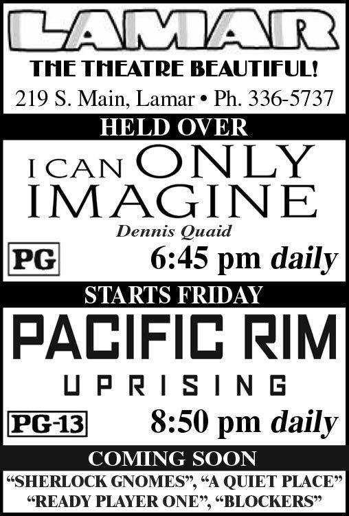 Lamar Theatre 2018-04-13