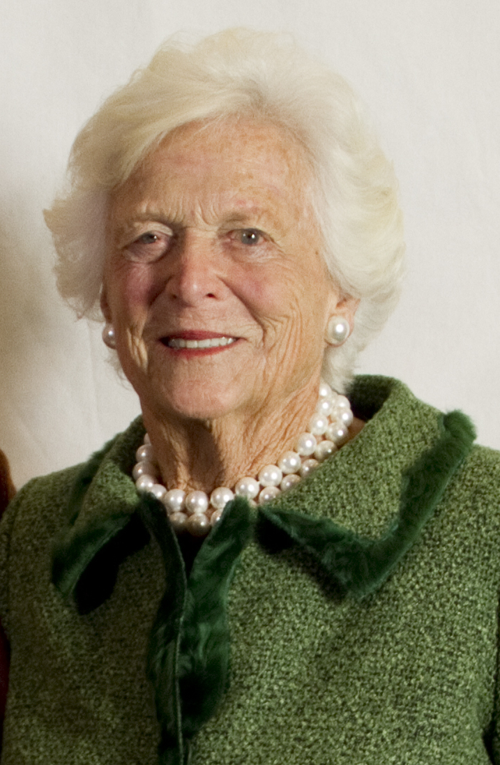 PICT Barbara Bush