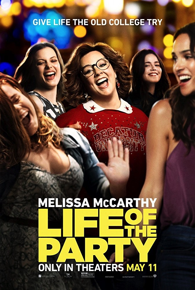 PICT MOVIE Life of the Party