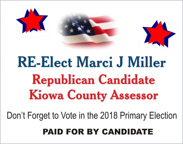 ADV - Re-elect Marci Miller 2018
