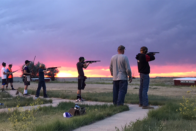 2018-06-12 Kiowa County 4-H Shooting Sports 1