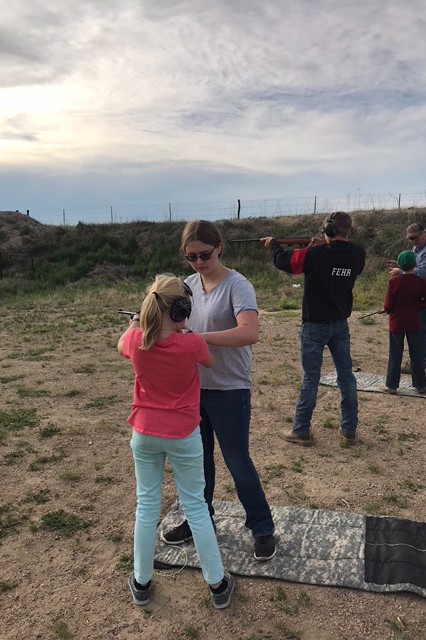 2018-06-12 Kiowa County 4-H Shooting Sports 5