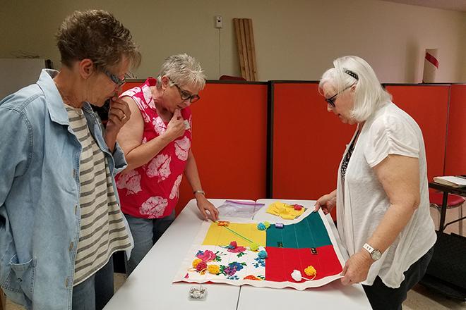 2018-06-15 PICT Quilt Workshop - CSU Extension