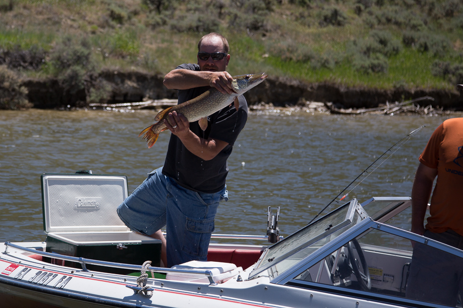 PICT Fishing Tournament at Elkhead State Park - CPW