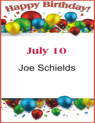 Happy Birthday to Sheilds