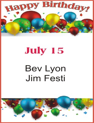 Happy Birthday to Lyon Festi