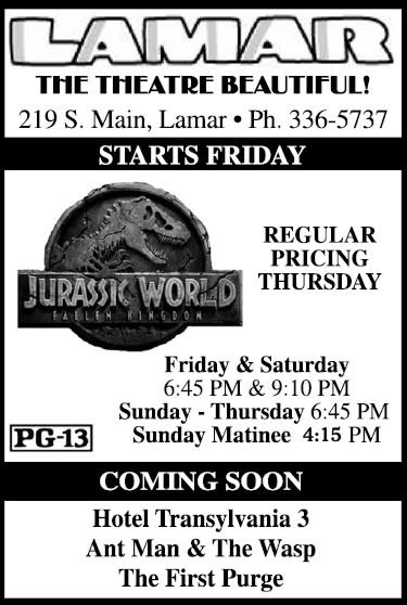 Lamar Theatre 2018-07-20